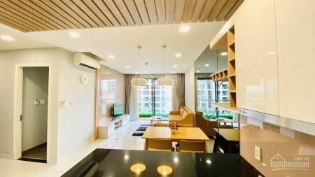 Cho thuê căn hộ tầng cao, không che chắn, rông 50m2, 2 PN, giá 10 triệu/tháng, cc Viva Riverside, 50m2, 2 phòng ngủ, 1 toilet