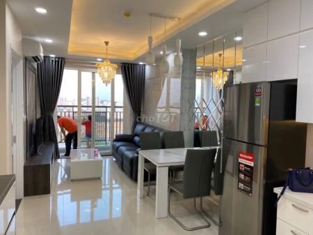 Chính chủ cần cho thuê căn hộ mới 100% 2Pn 78m2 nội thất cơ bản tại dự án Saigon Mia huyện Bình Chánh, 78m2, 2 phòng ngủ, 2 toilet