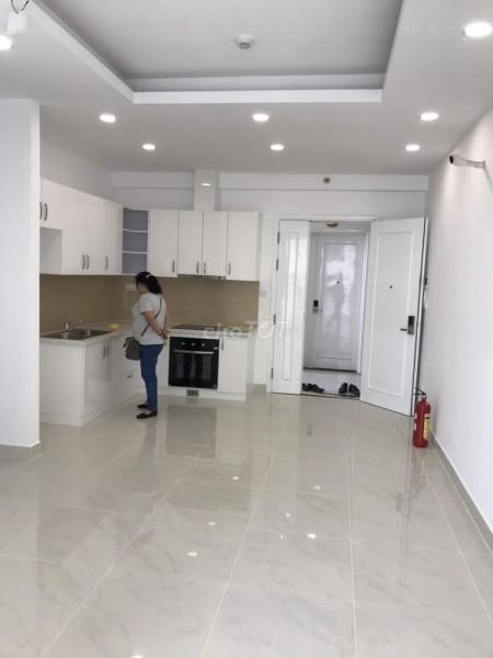 Cho thuê gấp căn hộ 2PN 2WC 76m2 có nội thất cơ bản tại cc Saigon Mia Bình Chánh. 12 triệu/tháng, 76m2, 2 phòng ngủ, 2 toilet