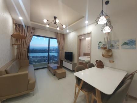 Cho thuê 03 căn hộ NewCity, 2pn 2wc full nội thất Lầu thấp 13 triệu/tháng bao phí, 75m2, 2 phòng ngủ, 2 toilet