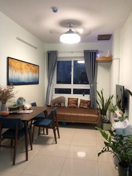 Căn hộ 65m2 gồm 2 phòng ngủ 2 toilet Tecco Green Nest full nội thất, 65m2, 2 phòng ngủ, 2 toilet