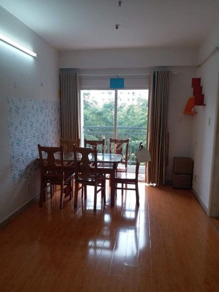 Cho thuê căn hộ Ehome 3 tại Bình Tân hướng khuôn viên cây xanh mát mẽ, giá thuê mềm dẽo., 50m2, 2 phòng ngủ, 1 toilet