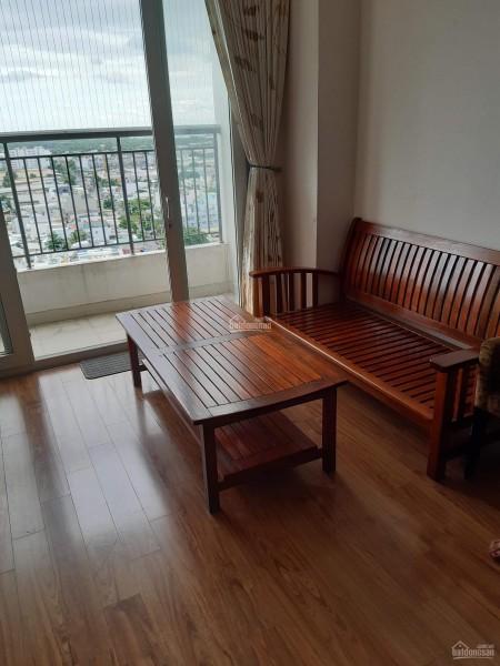 Căn hộ 2 phòng ngủ, đủ đồ dùng, tầng cao, gió mát, cc The Avila, giá 8.5 triệu/tháng, 69m2, 2 phòng ngủ, 2 toilet