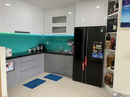 Cho thuê chung cư De Capella, Căn góc 82m², 2PN,2WC view nhìn LM81, view đẹp, Nội thất cao cấp, 82m2, 2 phòng ngủ, 2 toilet