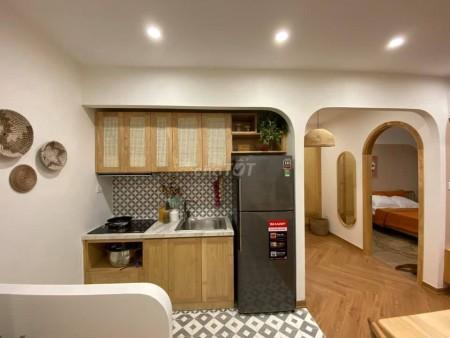 Cho thuê căn hộ thuộc dự án Vinhomes Smart City căn 47m2, 1PN nội thất đẹp, 47m2, 1 phòng ngủ, 1 toilet