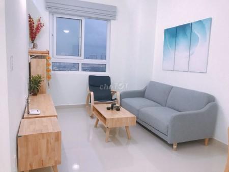 Cho thuê căn hộ chung cư Topaz Elite tại Tạ Quang Bửu Quận 8. Diện tích 75m2, 2PN, 70m2, 2 phòng ngủ, 2 toilet