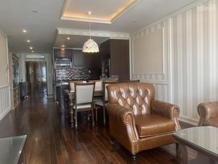 Léman Nguyễn Đình Chiểu cần cho thuê căn hộ rộng 110m2, 3 PN, có sẵn đồ dùng, giá 45 triệu/tháng, 110m2, 3 phòng ngủ, 2 toilet
