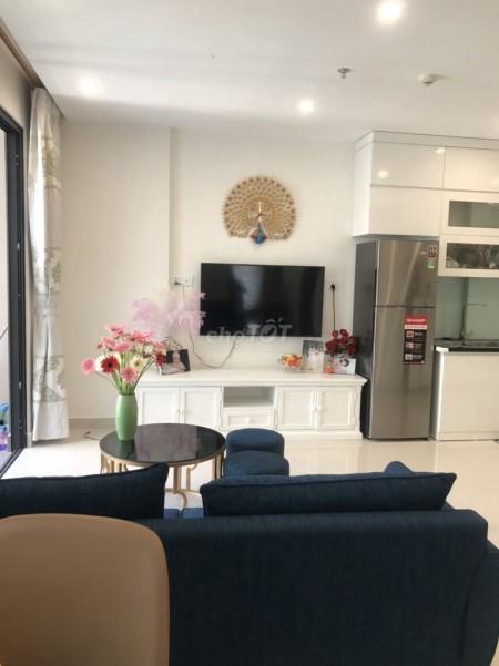 Cho thuê căn hộ tại cc cao cấp Vinhomes Ocean Park Gia Lâm 65m2, 2PN, 2WC, Nội Thất Cao Cấp, 65m2, 2 phòng ngủ, 2 toilet