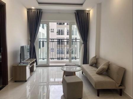 Chung cư Richmond City cần cho thuê căn hộ 58m2 có 2 phòng ngủ và 2 phòng vệ sinh, 58m2, 2 phòng ngủ, 2 toilet