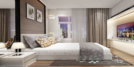 Chính chủ chưa cần sử dụng nên cho thuê lại căn hộ 3 phòng ngủ 86m2 tại cc Richmond city, 86m2, 3 phòng ngủ, 2 toilet