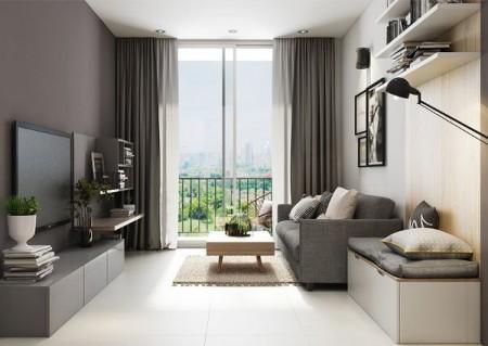 Cần cho thuê căn hộ offictel Richmond City ngay trung tâm Bình Thạnh, Giá thuê hợp lý, 38m2, 1 phòng ngủ, 1 toilet