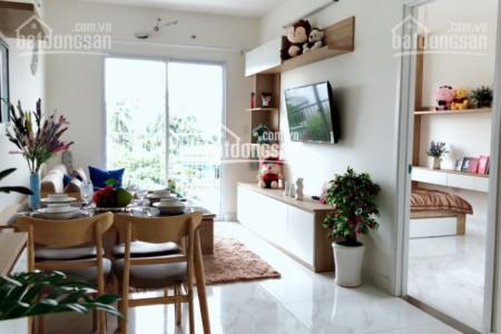 Cho thuê căn hộ chung cư 74m2 3PN 2WC tại Angia Star Quận Bình Tân. Giá thuê chỉ 6,5 triệu/tháng, 74m2, 3 phòng ngủ, 2 toilet