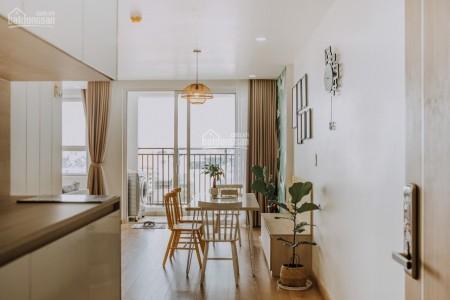 Trống căn hộ tầng cao rộng 72m2, 2 PN, có sẵn nội thất, cc Viva Riverside, giá 9.5 triệu/tháng, LHCC, 72m2, 2 phòng ngủ, 2 toilet