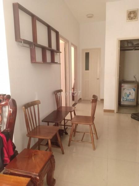 Cần cho thuê căn hộ tại chung cư Bình Khánh Quận 2, 90m2, 3PN, 2WC, Nội thất full, 90m2, 3 phòng ngủ, 2 toilet