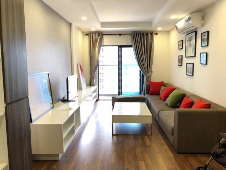 Cho Thuê Chung Cư Goldmark City 136 Hồ Tùng Mậu,Bắc Từ Liêm Giá Rẻ, 80m2, 2 phòng ngủ, 2 toilet