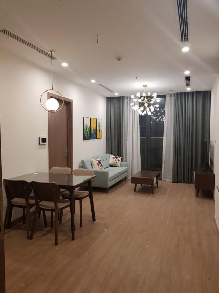 Chính chủ cho thuê căn hộ 2 ngủ sáng tầng 26 tòa S3 Vinhomes Skylake với giá 14tr/th, có suất oto, 73m2, 2 phòng ngủ, 2 toilet