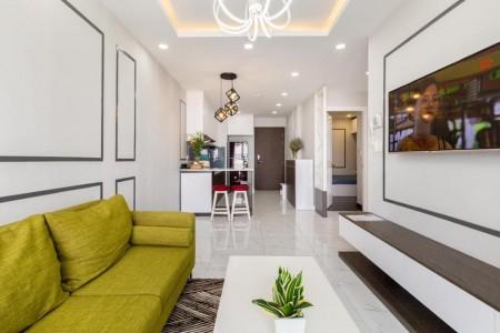 Cho thuê CH hạng sang RichStar, Novaland 3PN, đầy đủ nội thất, giá 16 tr/th. LH 0981170149 Anh Văn, 99m2, 3 phòng ngủ, 2 toilet