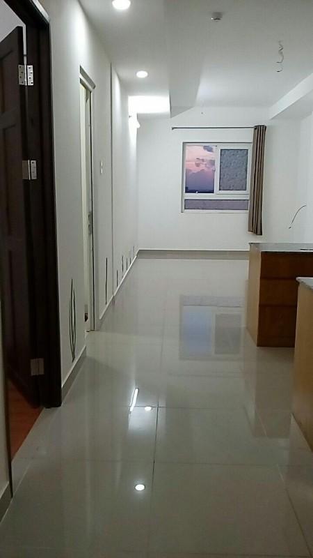 Cho thuê căn 1 phòng ngủ 49m2 chung cư Moscow Quận 12 nội thất cơ bản, 49m2, 1 phòng ngủ, 1 toilet