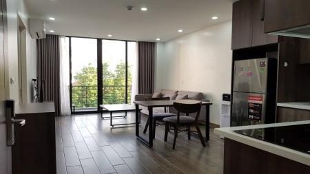 [ID: 877] Cho thuê căn hộ dịch vụ tại Tô Ngọc Vân, Tây Hồ, 50m2, 1PN, ban công, đầy đủ nội thất mới hiện đại, 50m2, 1 phòng ngủ, 1 toilet