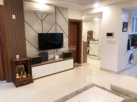 Mình có căn hộ 80m2, 2 PN, 2 WC, nội thất đủ, tầng cao, cho thuê giá 14 triệu/tháng, 80m2, 2 phòng ngủ, 2 toilet