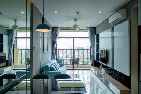 CHÍNH CHỦ TERA ROYAL - Cho thuê căn hộ 2PN, nội thất cao cấp, 17 triệu/th - LH: 0938800058 - Phượng, 60m2, 2 phòng ngủ, 1 toilet