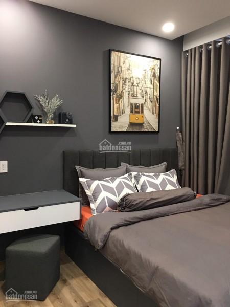 Căn hộ 50m2 cần cho thuê còn mới 1 PN, đủ nội thất, giá 10 triệu/tháng, cc Viva Riverside, 50m2, 1 phòng ngủ, 1 toilet