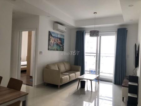 Cho thuê căn góc 80m2, 2PN, 2WC tại chung cư Florita Quận 7, nội thất đầy đủm view sông thoáng mát, 80m2, 2 phòng ngủ, 2 toilet