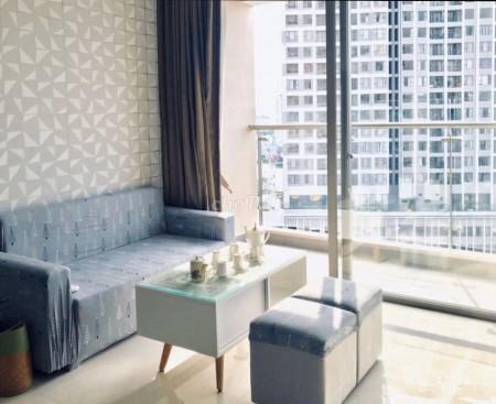 Cho thuê căn hộ chung cư Masteri Millennium 65m2, 2PN tại 132 Bến Vân Đồn Q4, 65m2, 2 phòng ngủ, 2 toilet