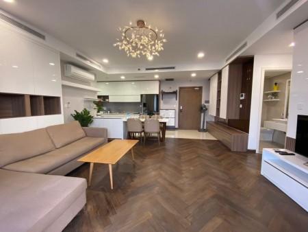 Có căn hộ cần cho thuê tại cc Masteri Millennium 3PN, 107m2, Giá thuê hợp lý, 107m2, 3 phòng ngủ, 2 toilet