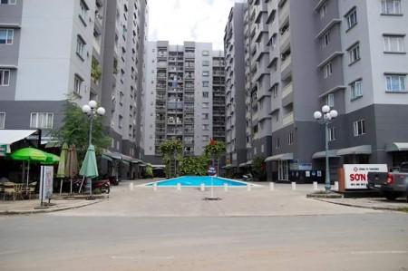Cho thuê chung cư Sơn Kỳ 1 lầu 1 - P. Sơn Kỳ - Quận Tân Phú. Căn hộ 2 phòng ngủ, 2 WC - DT: 63m2., 63m2, 2 phòng ngủ, 1 toilet