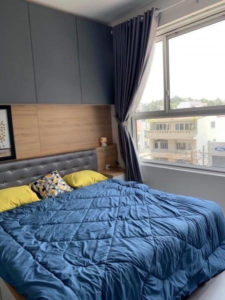 Cho thuê chung cư Topaz Home 102 Phan Văn Hớn, quận 12 2PN, 2WC, giá 6tr/th, LH 0707906683, 63m2, 2 phòng ngủ, 2 toilet