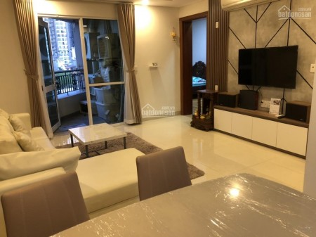 Căn hộ tầng cao, có sẵn nội thất, cc Xi Grand Court cho thuê căn hộ giá 14 triệu/tháng, dtsd 89m2, 89m2, 3 phòng ngủ, 2 toilet