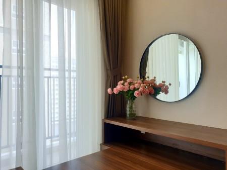 CĂN HỘ RICHMOND CITY CÓ NỘI THẤT CAO CẤP CẦN CHO THUÊ OFT-2PN-3PN - LH 0906699824., 40m2, 1 phòng ngủ, 1 toilet