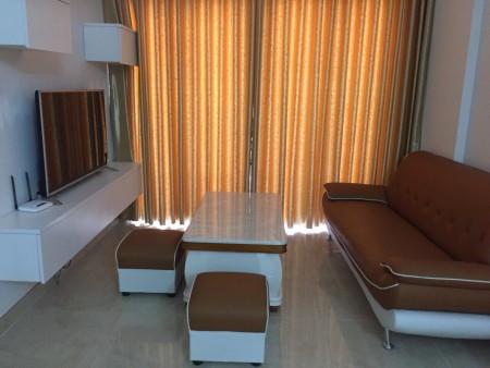 Cho thuê chung cư Luxcity 2 phòng ngủ, nội thất cơ bản, 65m2, 2 phòng ngủ, 2 toilet