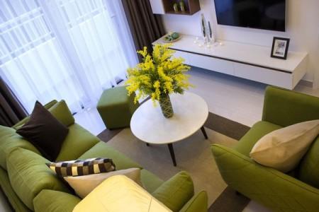 Mình cho thuê căn hộ chung cư Lavita Garden tại Đường số 3, P. Trường Thọ, Q. Thủ Đức, 68m2, 2 phòng ngủ, 2 toilet