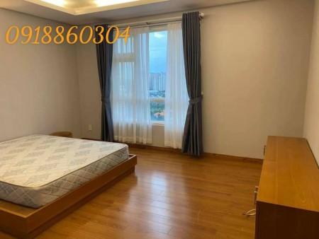 CHO THUÊ CĂN HỘ PENTHOUSE - An Khang, 4 phòng, máy lâng, tủ áo giường Nhà rất đẹp Giá TL 0918860304, 208m2, 4 phòng ngủ, 3 toilet