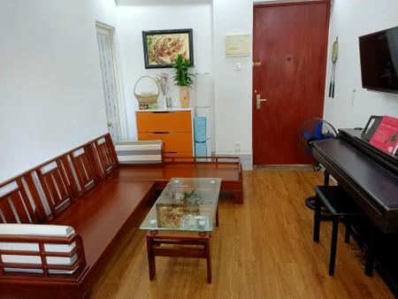 Cho thuê căn hộ An Bình, Lũy Bán Bích ,DT 80m2 - 2PN - 2WC, nội thất giá 8.5 triệu, liên hệ 0703697147 Nhân, 80m2, 2 phòng ngủ, 2 toilet