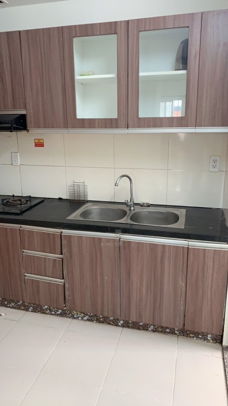Cho thuê căn hộ Lotus Garden, Trịnh Đình Thảo, 53m2, 1PN có nội thất, giá 7 triệu/th, bao PQL. LH 0703697147, 53m2, 1 phòng ngủ, 1 toilet