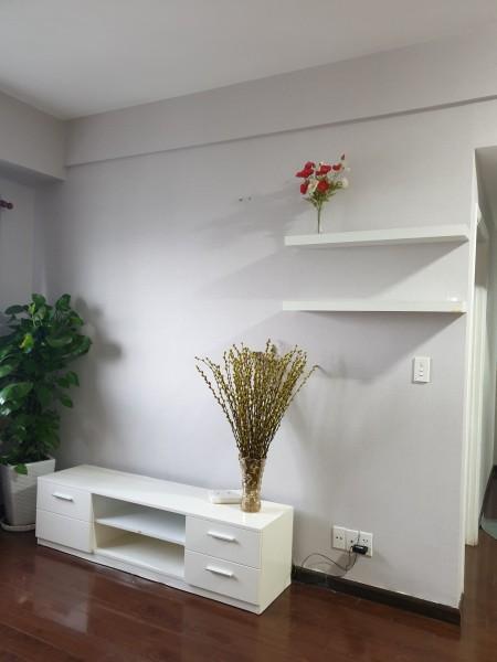 Cho thuê căn hộ Lotus Garden, Trịnh Đình Thảo, DT 78m2 - 3PN đầy đủ nội thất. Giá 11 triệu/tháng, 78m2, 3 phòng ngủ, 2 toilet