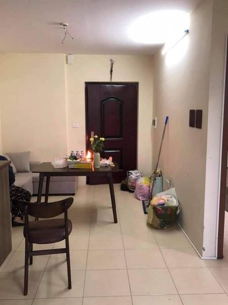 Cho thuê căn hộ @ Home 987 Tam trinh, 60m2, 2 phòng ngủ,