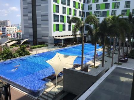Cho thuê căn hộ 1 phòng ngủ Republic Plaza mới nhận nhà, nội thất full chuẩn, giá: 11tr/th, 50m2, 1 phòng ngủ, 1 toilet