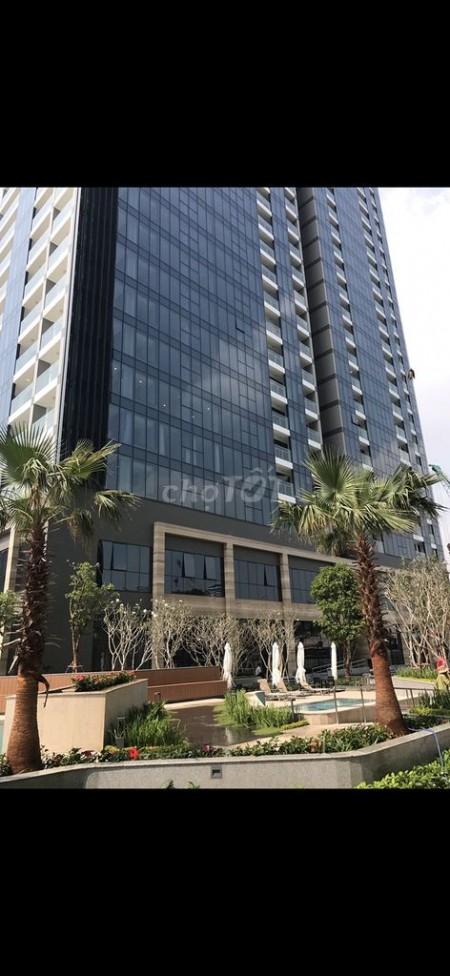 Cho thuê căn hộ cao cấp ngay tại trung tâm Quận 1, Sang Trọng, Cao Cấp, Nội thất đầy đủ, nhiều tiện ích., 50m2, 1 phòng ngủ, 1 toilet
