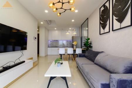 Cho thuê Richmond City 3 phòng ngủ, DT 88m2, giá: 17.5tr/th, nội thất cao cấp. LH: 0765568249 E. Văn, 88m2, 3 phòng ngủ, 2 toilet