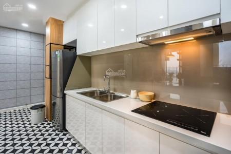 Có căn hộ tầng cao, cc cao caaso City Garden rộng 70m2, 1 PN, cần cho thuê giá 16 triệu/tháng, 70m2, 1 phòng ngủ, 1 toilet