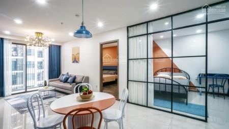 Cho thuê căn hộ chung cư Hà Đô Centrosa, 12 triệu/tháng, 45m2, 1PN, 45m2, 1 phòng ngủ, 1 toilet