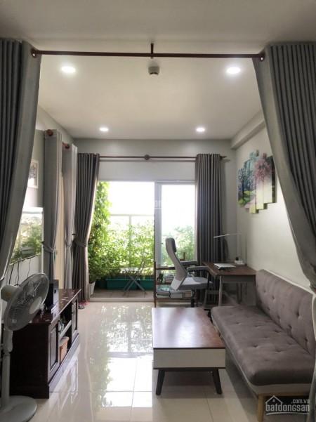 Có căn hộ 2 PN, dtsd 76m2, có sẵn nội thất, giá 7.5 triệu/tháng, cc 4S Riverside Linh Đông, 76m2, 2 phòng ngủ, 2 toilet
