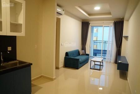 Him Lam Quận 6 cần cho thuê căn hộ rộng 82m2, 2 PN, có đồ cơ bản, giá 10 triệu/tháng, 82m2, 2 phòng ngủ, 2 toilet