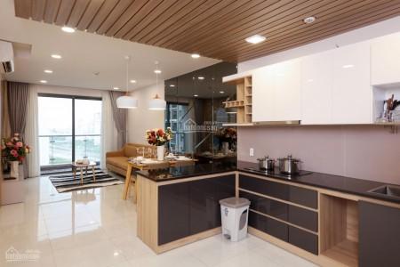 Có căn hộ tầng cao cần cho thuê tại cc Masteri Quận 4, dtsd 54m2, 1 PN, giá 14 triệu/tháng, 54m2, 1 phòng ngủ, 1 toilet