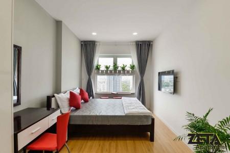Cho thuê căn hộ 1PN 40m2 tại dự án căn hộ cao cấp Xi Grand Court Quận 10, 40m2, 1 phòng ngủ, 1 toilet