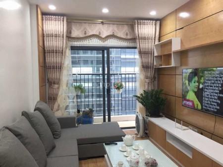 Cho thuê căn hộ chung cư Golden West 96m2, 3PN, 2WC, Đầy đủ nội thất, 96m2, 3 phòng ngủ, 2 toilet